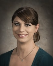 professional headshot of Kelly Hooker, Customer Service Rep at Insurance by Castle
