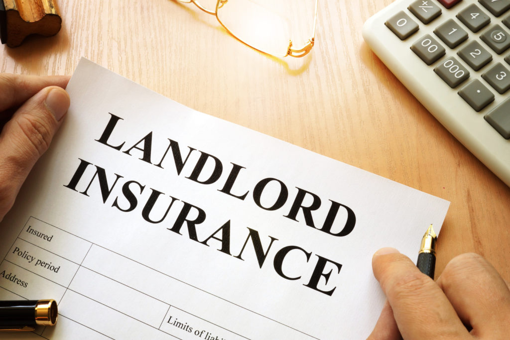 Landlord Insurance Form