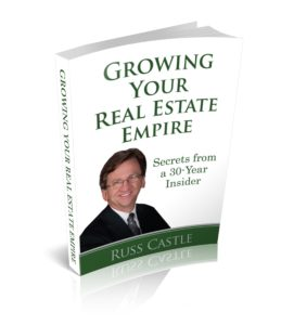 Growing Your Real Estate Empire Book Cover
