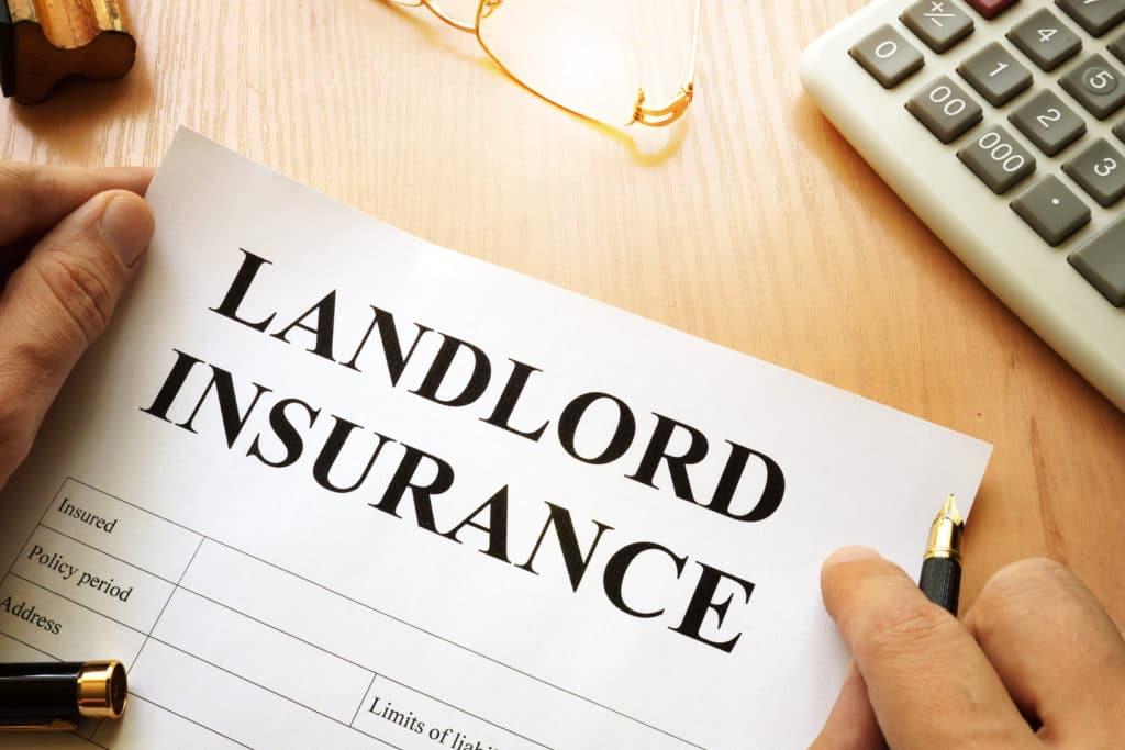 Landlord Insurance Form